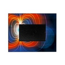 Magnetic field Picture Frame
