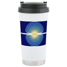 Magnetic field Travel Mug