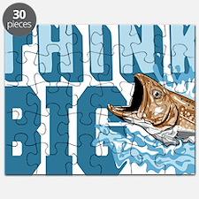 Think Big Fishing Puzzle