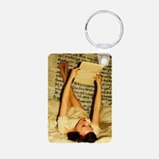 Molly Bloom Keychains