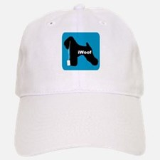 iWoof Wheaten Baseball Baseball Cap