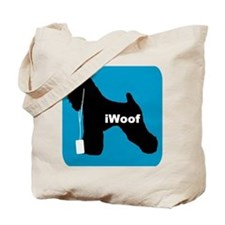 iWoof Wheaten Tote Bag