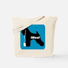 iWoof Wheaten Tote Bag