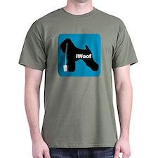 iWoof Wheaten T-Shirt