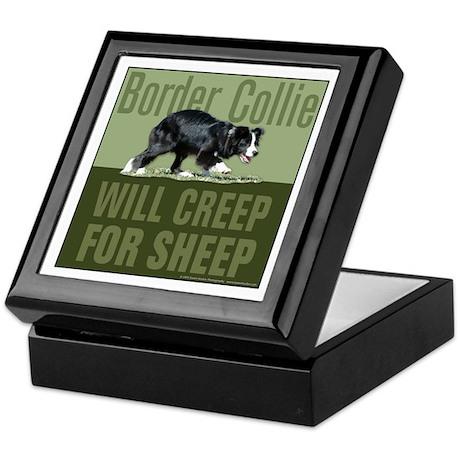 Creep for Sheep Keepsake Box