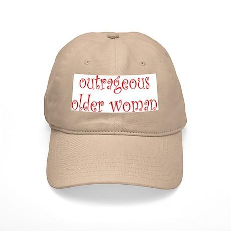 OUTRAGEOUS Cap
