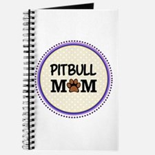 Pitbull Dog Mom Journal
