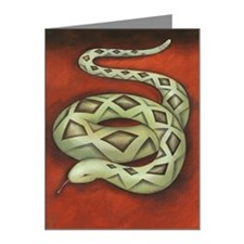 Snake Note Cards (Pk of 10)