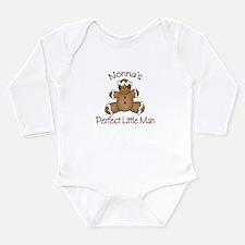 Nonna's Perfect Man Infant Bodysuit Body Suit