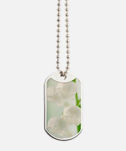 Lily of the valley (Convallaria majalis) Dog Tags