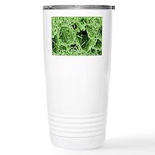 Lily leaf, SEM Travel Coffee Mug
