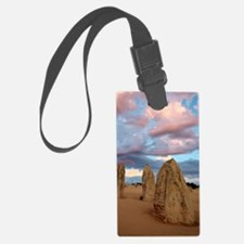 Limestone pinnacles at dusk, Aus Luggage Tag