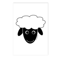 Sherry the Sheep Postcards (Package of 8)
