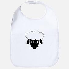 Sherry the Sheep Bib