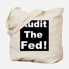 Audit the fedd Tote Bag