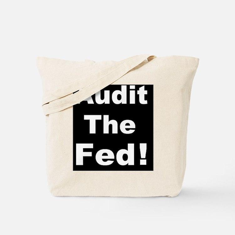 Audit the fedd Tote Bag