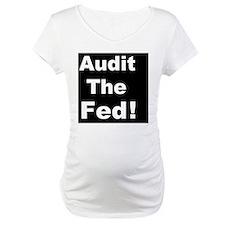 Audit the feddbutton Shirt