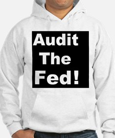 Audit the feddbutton Hoodie