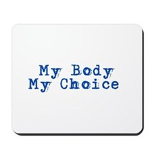 MY BODY Mousepad