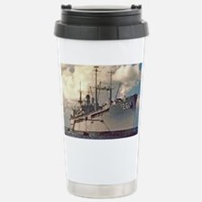 uss shenandoah framed panel pri Travel Mug