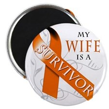 My Wife is a Survivor Magnet