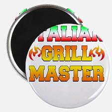 Italian Grill Master Magnet