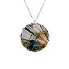 LEP particle collider at Necklace