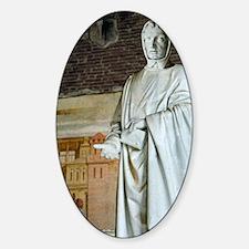 Leonardo Fibonacci, Italian mathema Decal