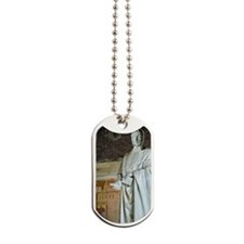 Leonardo Fibonacci, Italian mathematician Dog Tags