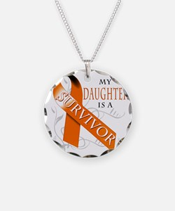 My Daughter is a Surivovr Necklace