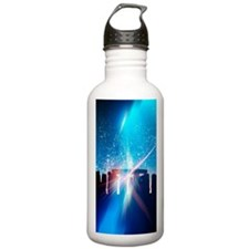 Light flares at Stoneh Water Bottle
