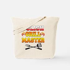 Polish Grill Master Apron Tote Bag