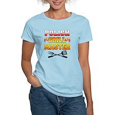 Polish Grill Master Apron T-Shirt
