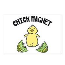 Chick Magnet Postcards (Package of 8)