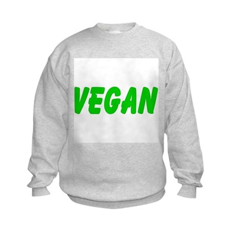 VEGAN Kids Sweatshirt
