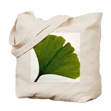 Leaf of Ginkgo biloba Tote Bag