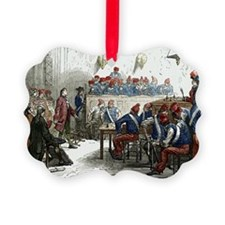 Lavoisier's trial, 1794 Ornament