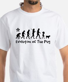 Evolution of the PUG - T-Shirt