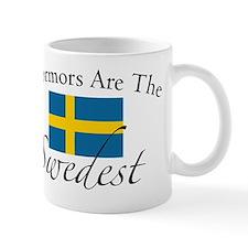 Mormors Are The Swedest Small Mug