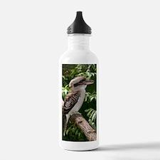 Laughing kookaburra Water Bottle