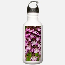 Lady Orchid (Orchis pu Water Bottle