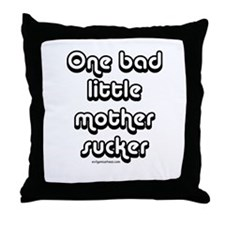 Unique Breastfed Throw Pillow