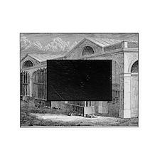 La Villette Gas Power Station, artwo Picture Frame