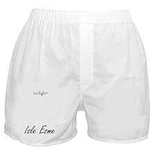 ISLE ESME Boxer Shorts