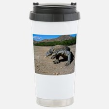 Komodo dragon Stainless Steel Travel Mug