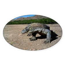 Komodo dragon Decal