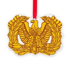 warrant officer eagle Ornament