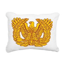 warrant officer eagle Rectangular Canvas Pillow
