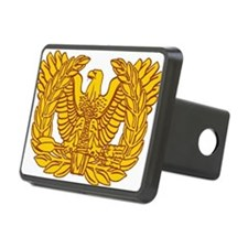 warrant officer eagle Hitch Cover