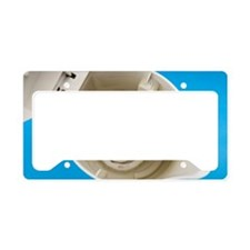 Kettle limescale License Plate Holder
